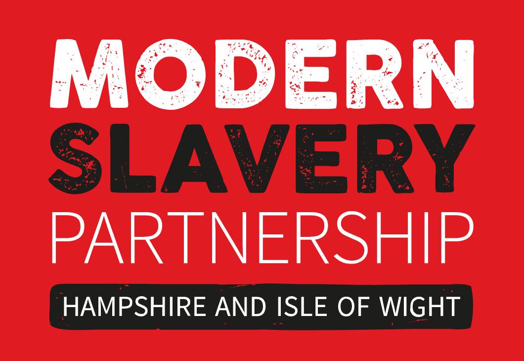 Slavery Partnership logo