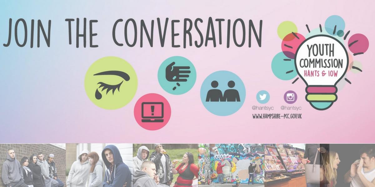 Join the conversation HomePg banner