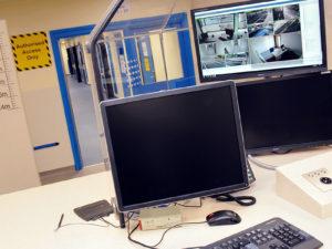 Northern PIC custody desk
