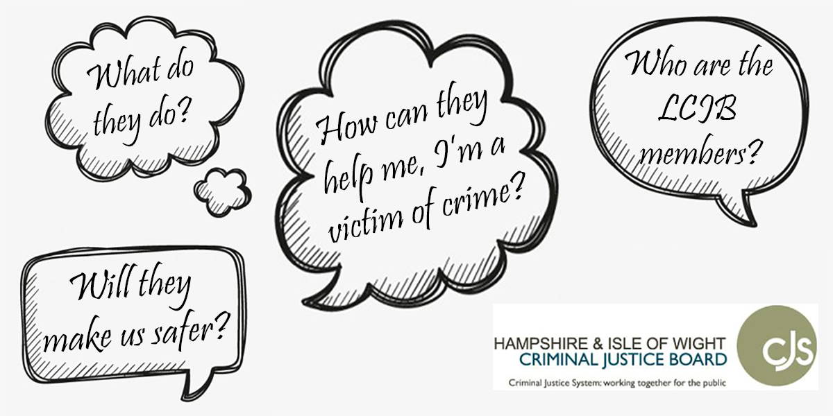 Local Criminal Justice Board