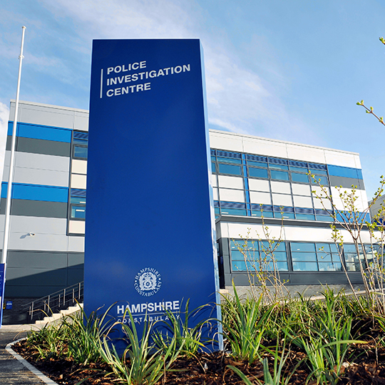 Northern Police Investigation Centre, Basingstoke
