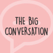 Hate Crime comes out as top issue of concern for young people in this quarter's Big Conversation