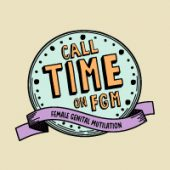 Link to 'call time on FGM' campaign