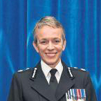Chief Constable Olivia Pinkney