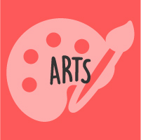 Arts themed activities over the summer