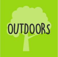 Outdoors activities over the summer
