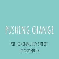 Link to Pushing Change - peer led support in Portsmouth