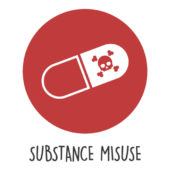 Substance misuse logo