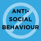 Link to anti-social behaviour information