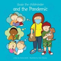 Susie the childminder and the Pandemic: illustration