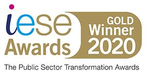 iESE Awards gold winner 2020