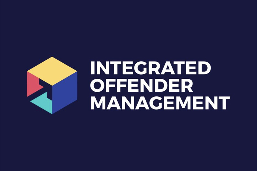 Integrated Offender Management logo