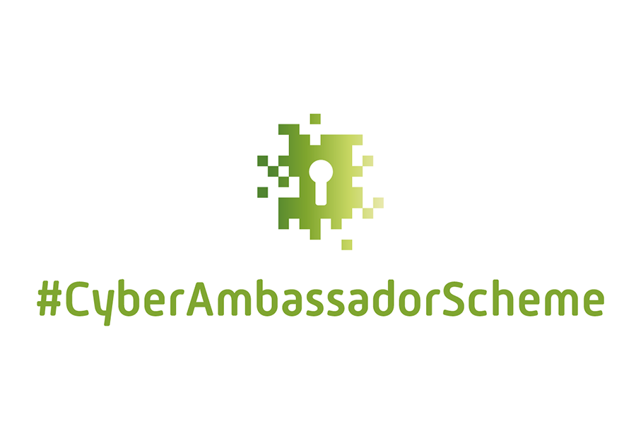 Cyber Ambassador Scheme logo