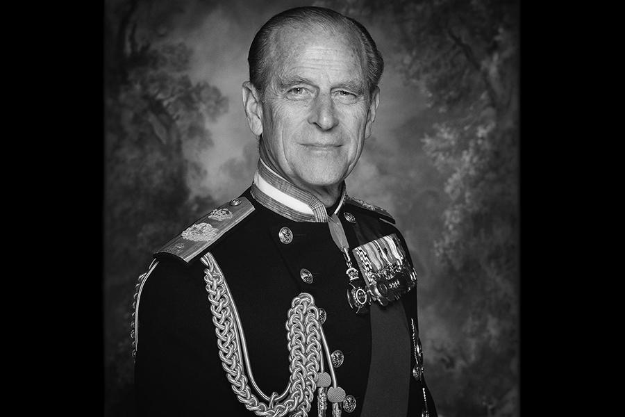 HRH Prince Philip