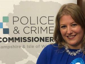 Donna Jones elected PCC