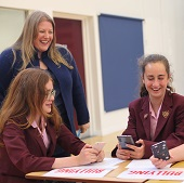 New cyber safety programme to help secondary pupils follow the right digital path