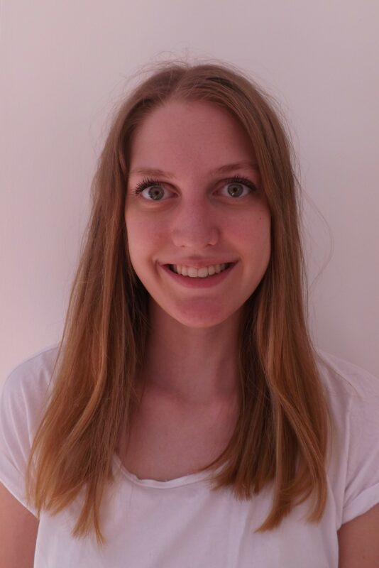 Photo of youth commission member Laura