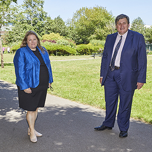 Policing Minister and PCC visit Portsmouth Safer Streets area
