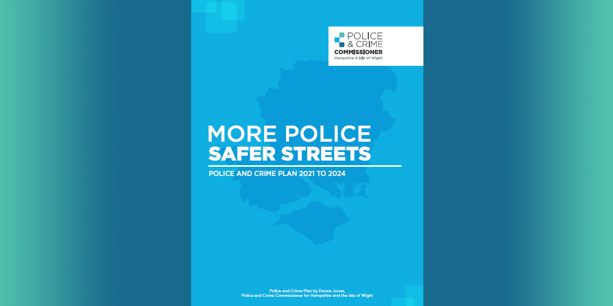 Comment on the draft Police and Crime Plan