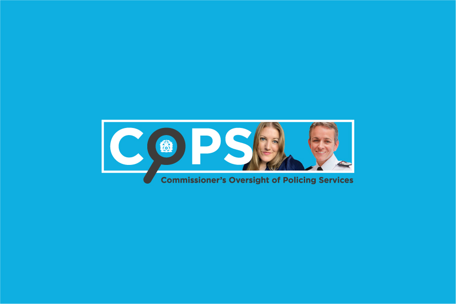 COPS: Commissioner's Overview of Policing Services
