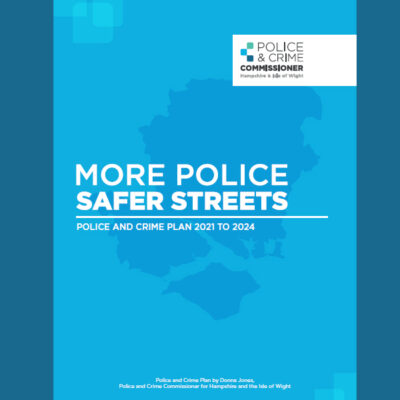 Consultation on 'More Police, Safer Streets' Plan